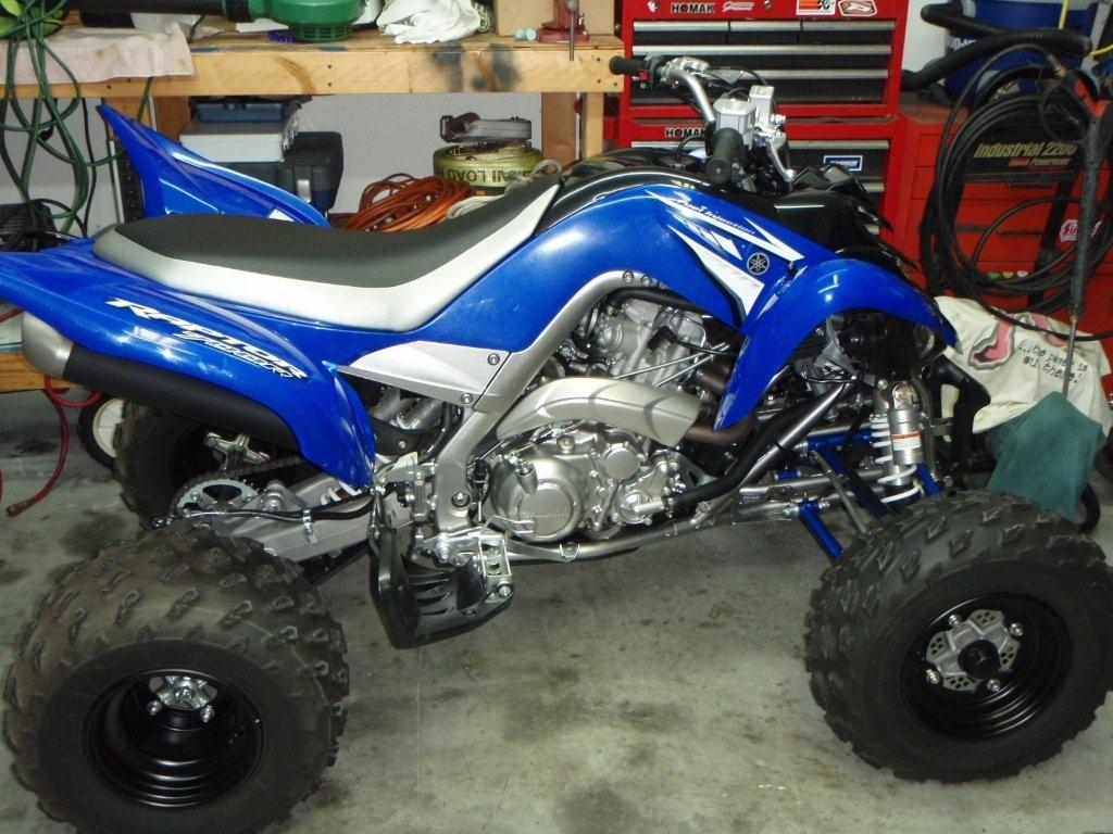 My new 2008 Raptor 700 - Yamaha Raptor Forum