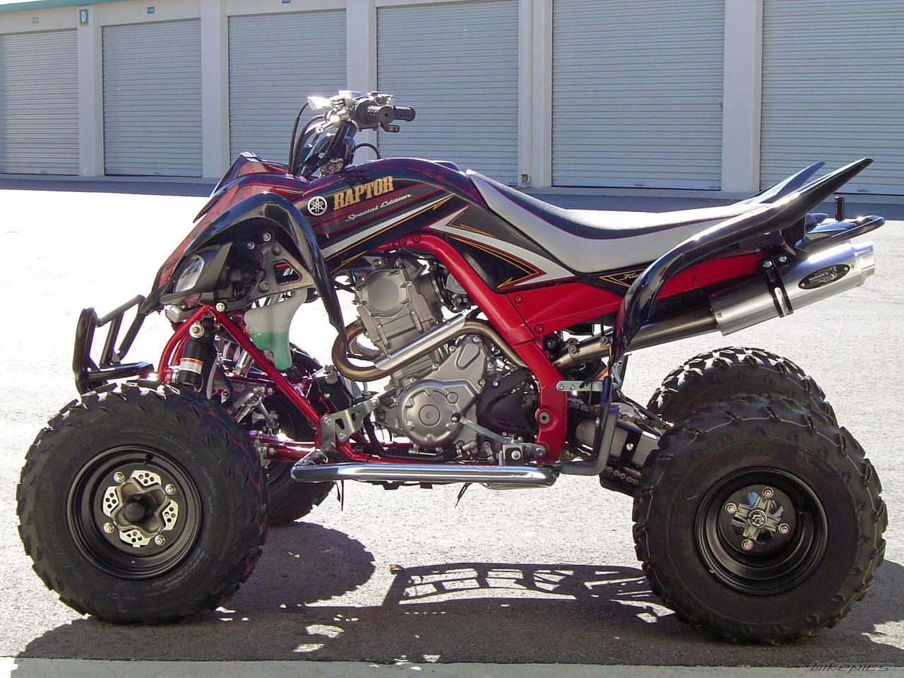 D Help Raptor R Se Bikepics Full on 2006 Yamaha Yfz 450