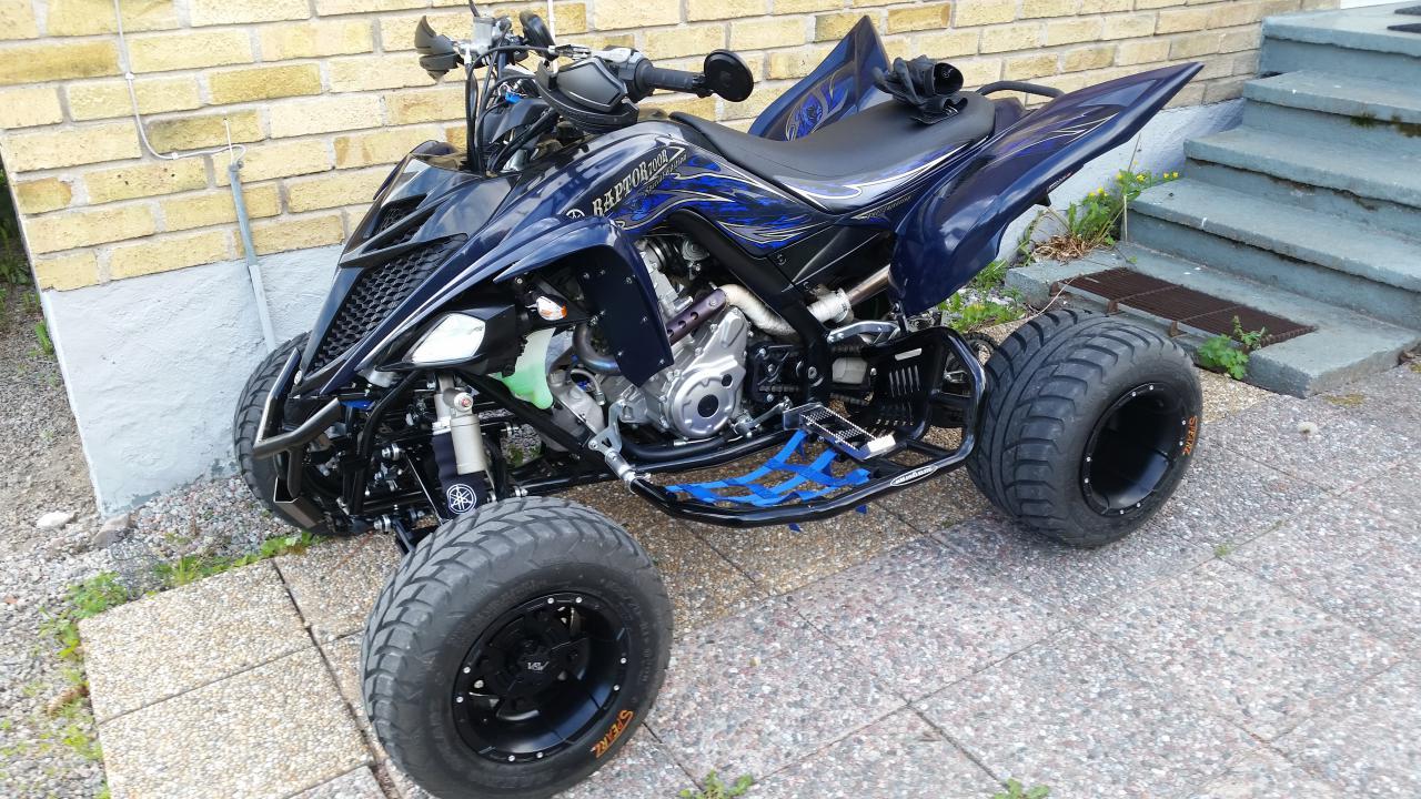 Videos riding my 2014 Yamaha Raptor 700R SE Midnight Blue - Yamaha ...