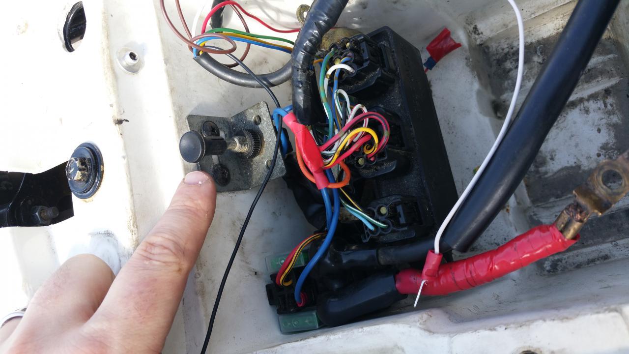 raptor 660r wiring/starter relay issue - knowledge needed | raptor forum  raptor forum