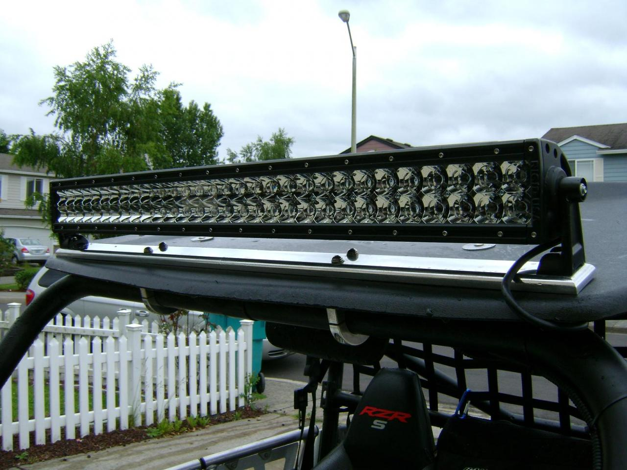 Rzr s rigid 30 led light bar mount yamaha raptor forum click image for larger version name 3g views 11474 size 1523 mozeypictures Image collections