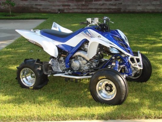 Count off - 2007 White/Blue Raptor SE Owners - Page 2 - Yamaha ...