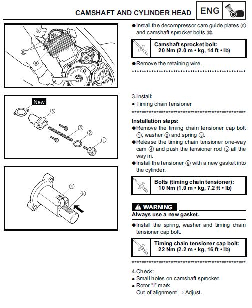 Timing Chain Help
