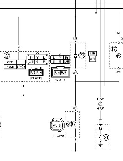74890d1389854279 what connector diode yamaha warrior wiring diagram the wiring diagram readingrat net yamaha warrior stator wiring diagram at eliteediting.co