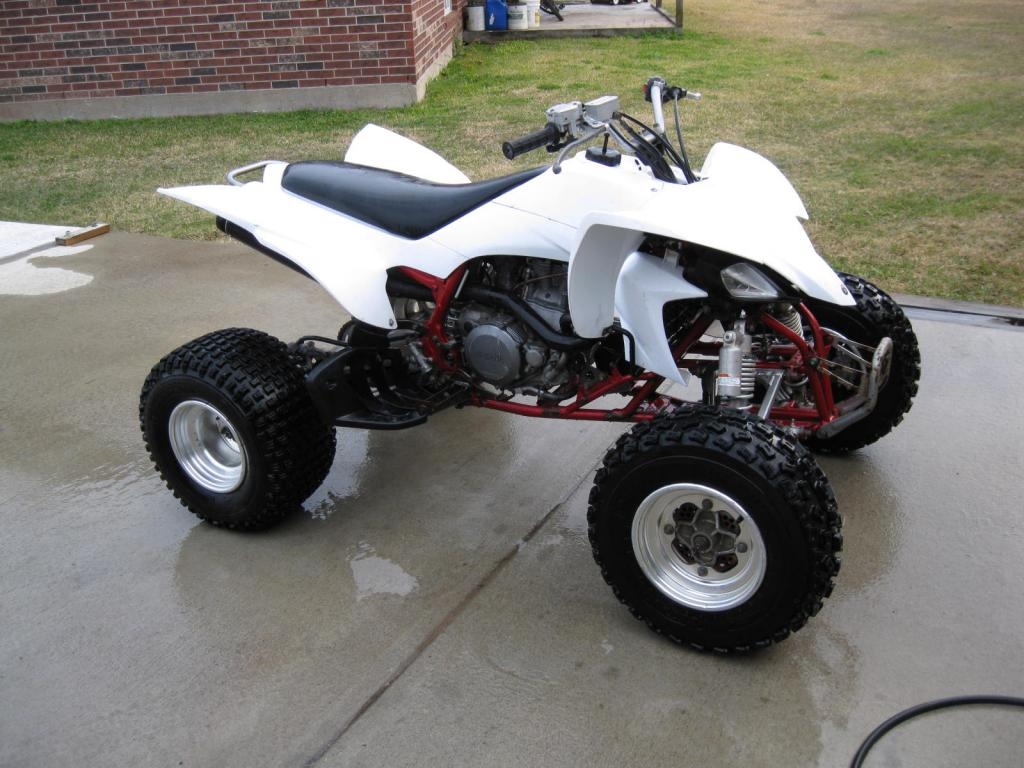 Yamaha Raptor Forum - View Single Post - 04 yfz450