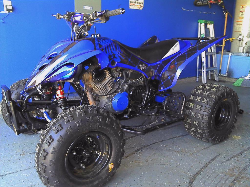 Ebc Brake Pads >> 2009 raptor 350 - Yamaha Raptor Forum