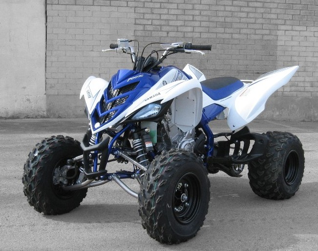07 RAPTOR 700 SE - WHITE & BLUE, LETS SEE SOME PICS... - Page 2 ...