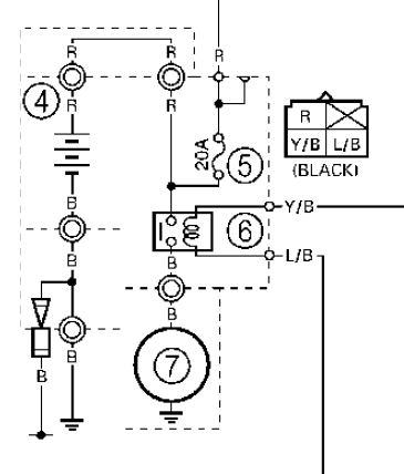 Yamaha Raptor Wiring Diagram on nerf bars, long travel, valve clearance, power wheels, cargo rack, parts for,