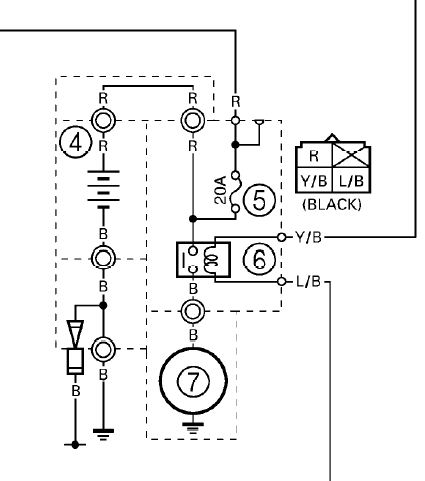 39082d1261849254 starter relay wiring starterrelay starter relay wiring yamaha raptor forum 2004 yamaha yfz 450 wiring diagram at panicattacktreatment.co