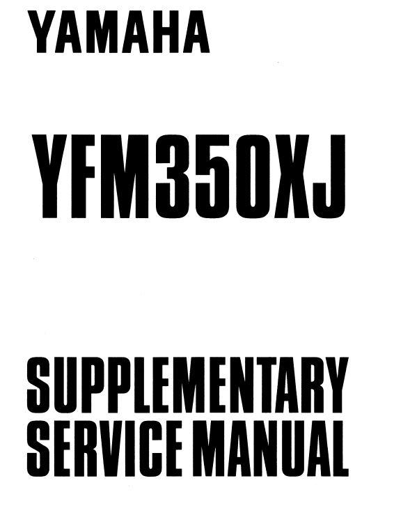 download yamaha raptor 350 repair manual 04 05 06 07 08 09