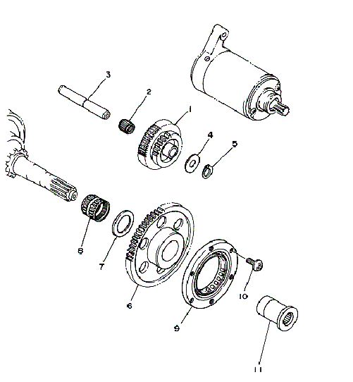 6lxab Need Wiring Diagram Convert 24v Starter Generator 12v together with IHS483 Wiring Harness in addition 6 9 Fuel Shut Off furthermore 4 furthermore M Engine Puller. on ford electrical terminal kit