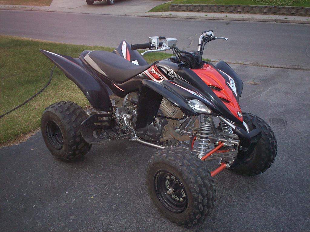 Just got used 2007 Raptor 350 SE - Yamaha Raptor Forum