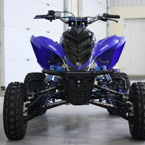 Raptor 700 Tag Railer Chassis Glide Plate 006