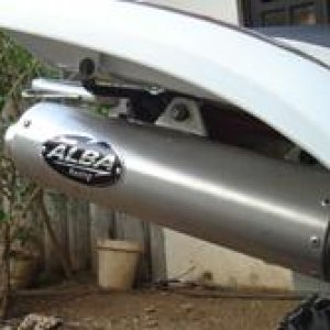 New Alba Exhaust